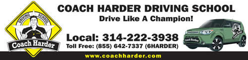 Coach Harder Driving School